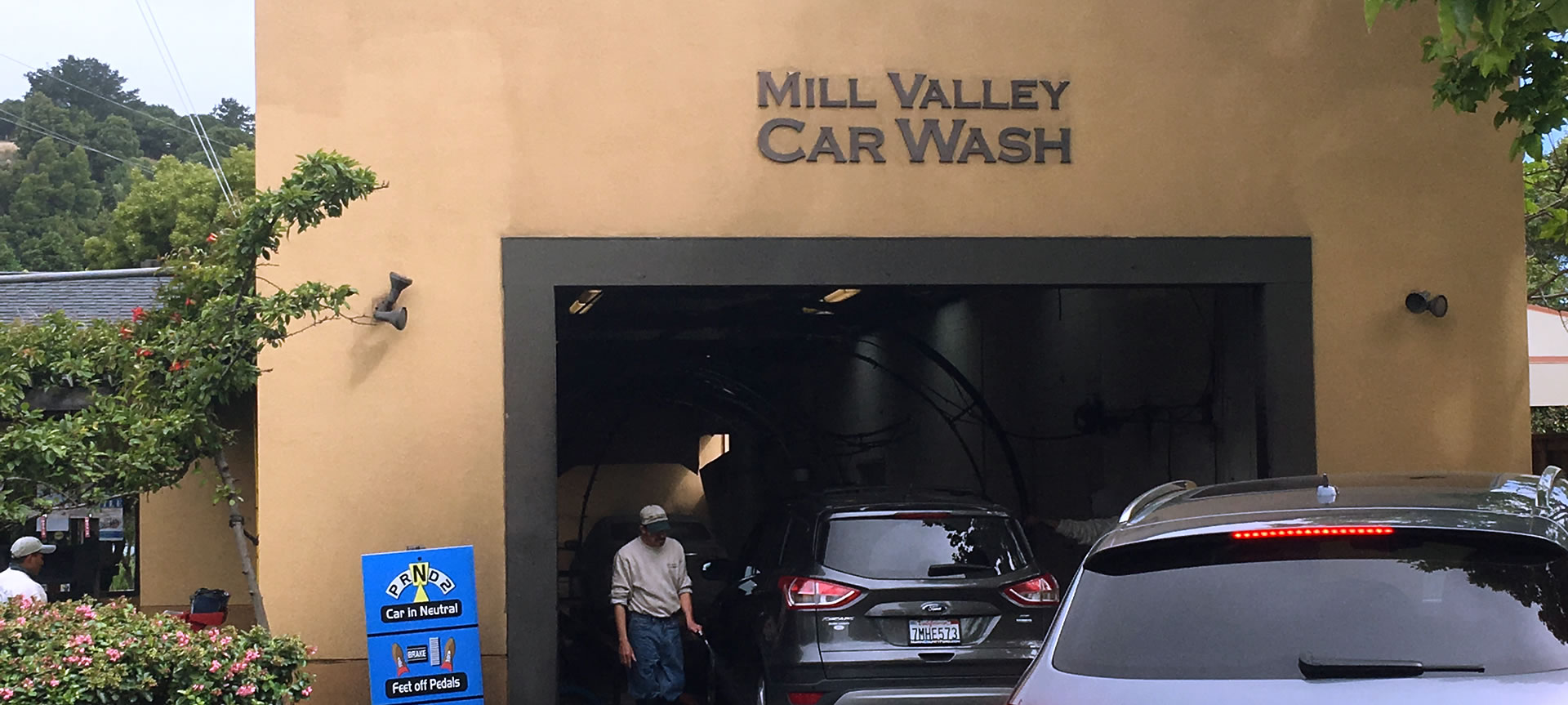 Mill Valley Car Wash